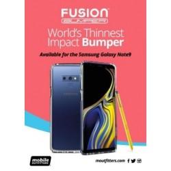 Samsung Galaxy Note9 Fusion Bumper Acrylic Flyer