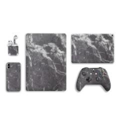 Carrara Black Marble (5 pack)