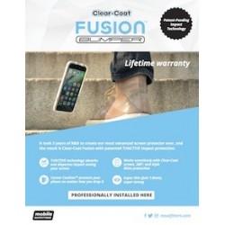 Fusion Bumper Acrylic Flyer (8.5x11)